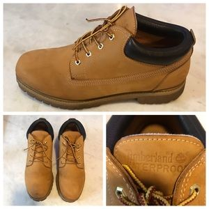 Timberland Classic Oxford Waterproof Boots, Wheat